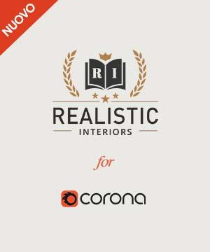 Realistic Interiors | Corso Corona Rendering