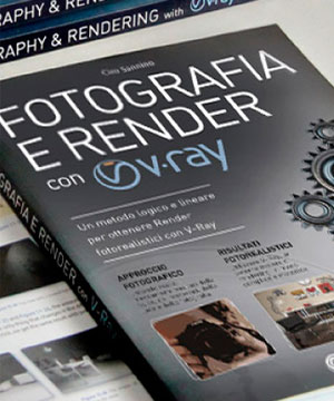Fotografia e render con V-Ray